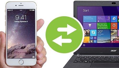 Mẹo sao chép tin nhắn từ iPhone sang máy tính không cần iTunes, copy tin nhắn từ iPhone sang máy tính mới nhất