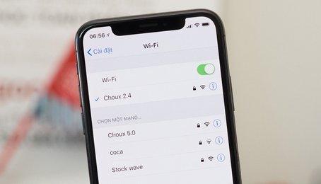 Hướng dẫn tìm địa chỉ IP Wifi trên điện thoại