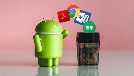 Mẹo gỡ nhiều ứng dụng trên điện thoại, gỡ một loạt ứng dụng trên điện thoại