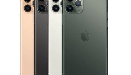 [Thắc mắc] iPhone 11 Pro, 11 Pro Max có bao nhiêu màu?