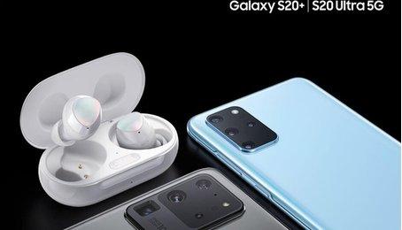 Ảnh thực tế mới nhất của Samsung Galaxy S20 Ultra