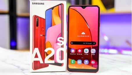 Tầm tiền 3 triệu đồng, có nên mua Samsung Galaxy A20s?