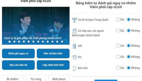 Bộ Y tế ra mắt ứng dụng Sức khỏe Việt Nam phòng ngừa dịch Virus Corona