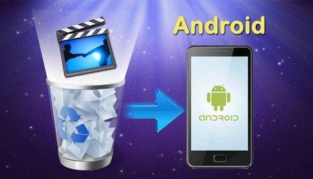 Thủ thuật lấy lại dữ liệu đã mất trên điện thoại Android, lấy lại dữ liệu đã xóa trên Android