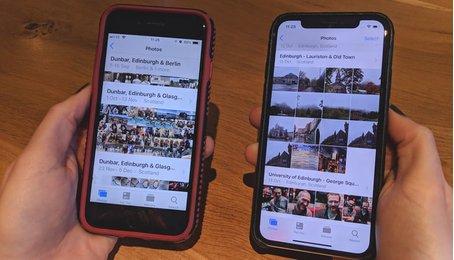 Mẹo chia sẻ thư mục iCloud trên iPhone và iPad cực kỳ nhanh chóng