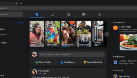 Facebook ra mắt giao diện mới cho người dùng Việt Nam 2020