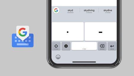 Mã Morse là gì? Cách nhập mã Morse trong ứng dụng Gboard (Google Keyboard)