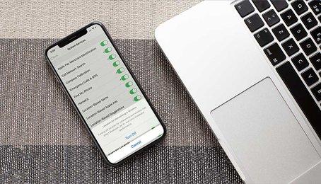 Các bước tắt chip U1 trên iPhone 11, iPhone 11 Pro, 11 Pro Max
