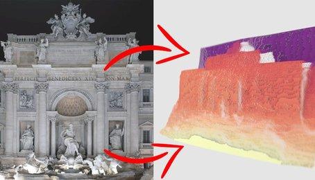 HOT! Facebook đã cho phép biến mọi bức ảnh 2D thành ảnh 3D