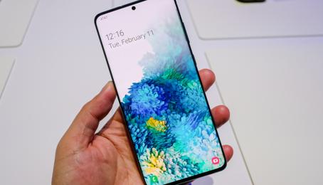 Ngoài sạc nhanh thì Samsung Galaxy S20 còn có tính năng gì?