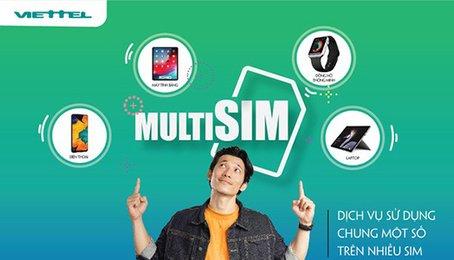 MultiSIM là gì? Cách đăng ký như thế nào? Có tốn phí không? Nhà mạng nào hỗ trợ MultiSIM