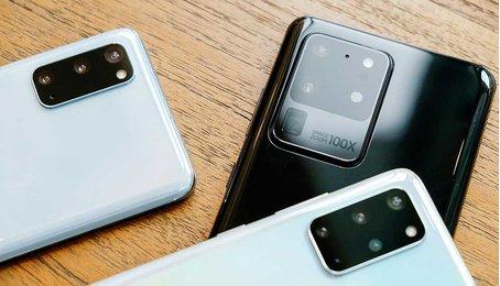 Thay đổi phím cạnh, phím thân máy trên Samsung Galaxy S20 thành nút nguồn