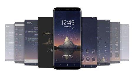 Thủ thuật làm chủ Themes trên điện thoại Samsung, tùy chỉnh giao diện trên điện thoại Samsung