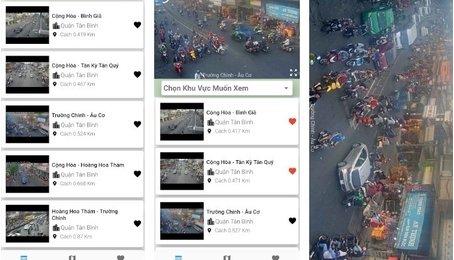 Mẹo xem trực tiếp 364 Camera giao thông tại TP.HCM, xem trực tiếp Camera giao thông ở Sài Gòn