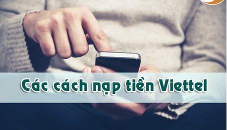 Cách nạp thẻ Viettel nhận 3GB data tốc độ cao miễn phí trong tháng 3-2020