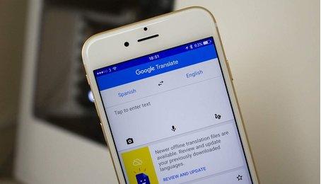 Google Translate trên Android đã có tính năng phiên âm thời gian thực