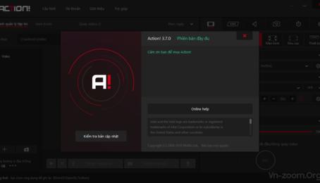 Ra mắt Mirillis Action 4.3.0. Hỗ trợ quay video màn hình tốt hơn
