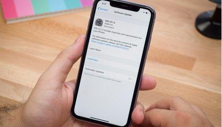 Khắc phục lỗi ngốn dữ liệu trên iOS 13 với những app đã xóa