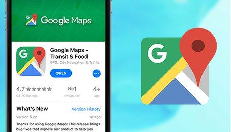 Hướng dẫn tạo Google Maps Offline trên điện thoại nhanh nhất, đơn giản nhất