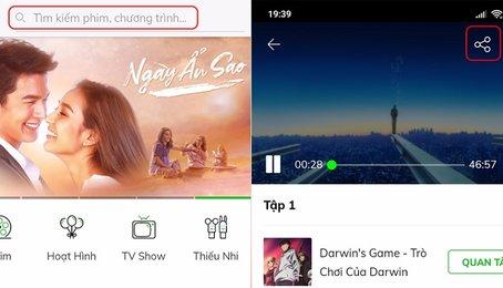 Mẹo tải video trên Zing TV cho điện thoại Android