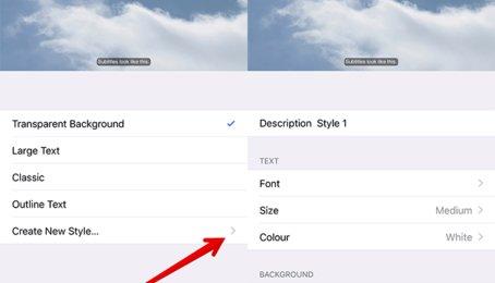 Cách đổi màu font chữ phụ đề YouTube trên iPhone iPad