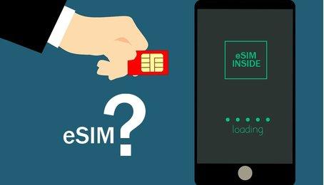 Cách chuyển từ SIM thường sang eSIM Vinaphone