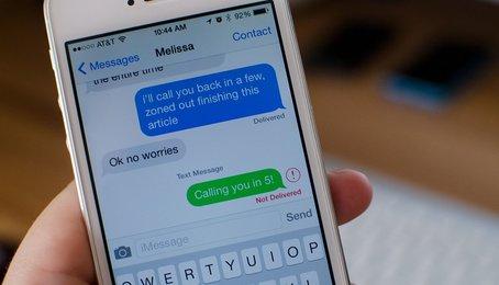 Mấy mẹo khắc phục lỗi không gửi được imess, không nhận được imess, không gọi được facetime trên iPhone