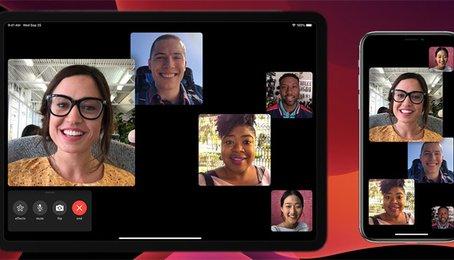 Mẹo gọi Facetime cho cả nhóm trên iPhone/ iPad (tối đa 32 người)