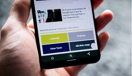Mẹo chuyển thanh địa chỉ của Chrome trên Android xuống cạnh dưới màn hình