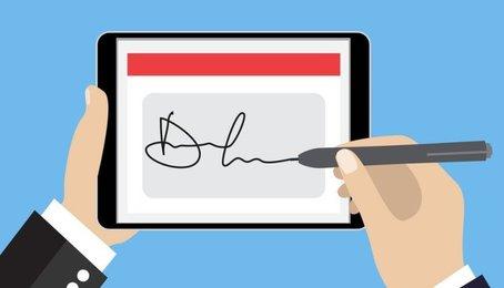 Cách ký tài liệu trực tuyến khi làm việc ở nhà nhanh và chính xác