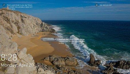 Microsoft cho phép sử dụng ứng dụng Bing Wallpaper với kho ảnh nền cực lớn trên Windows 10