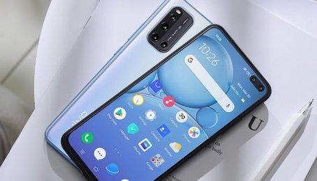 vivo V19 - Điện thoại màn hình lớn, pin khủng với cụm camera siêu chất