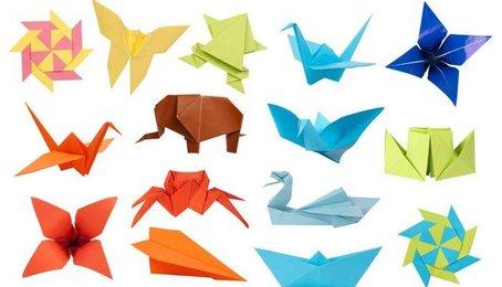 Học gấp giấy Origami Online thật đơn giản với trang web này