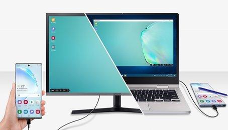 Thiết bị Samsung có thể sao chép dữ liệu không dây với Windows 10