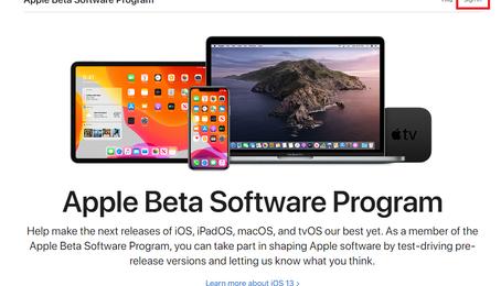Lên iOS 13.5 beta cho iPhone