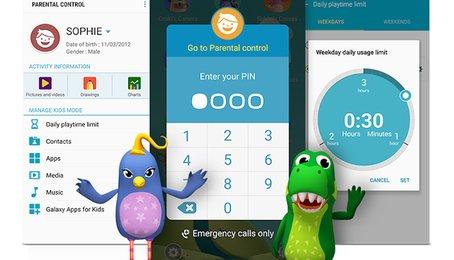 Cách thoát khỏi chế độ trẻ em khi quên mật khẩu trên máy Samsung