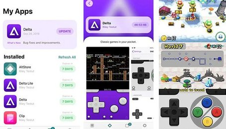 Cách tải AltStore, cài đặt Altstore, ứng dụng thay thế App Store trên iPhone và iPad