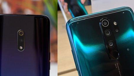 So sánh Xiaomi Redmi Note 8 Pro và Realme X, đâu là kẻ mạnh?