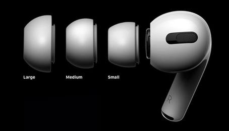 Hướng dẫn chọn nút tai phù hợp trên Airpods, chọn đầu tai phù hợp cho Airpods