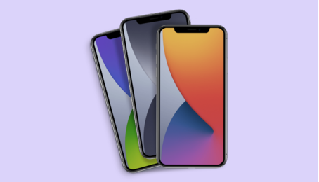 Tải bộ hình nền cực chất iOS 14 dành cho iPhone mới nhất