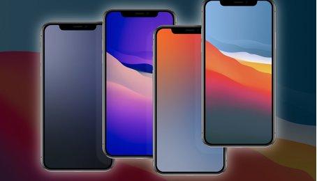 Bộ hình nền iOS 14 và Big Sur dành cho iPhone