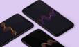 Link tải bộ hình nền dạng sóng đầy màu sắc dành cho iPhone 2020