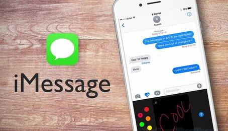 Mẹo chuyển từ iMessage sang tin nhắn văn bản nhanh và đơn giản nhất