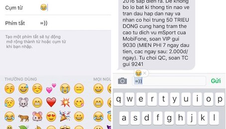 Cách xóa phím Emoji khỏi bàn phím iPhone nhanh chóng, đơn giản