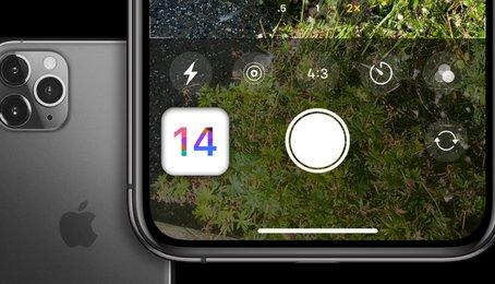 Những tính năng mới của Camera iPhone khi lên iOS 14