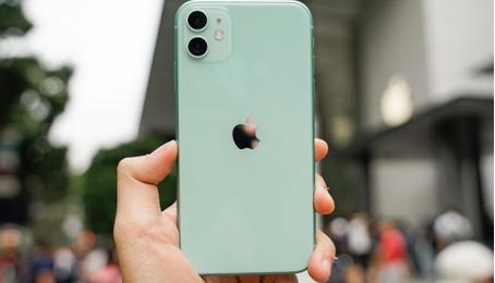 Thủ thuật tắt nguồn iPhone 11, 11 Pro, 11 Pro Max khi bị liệt cảm ứng
