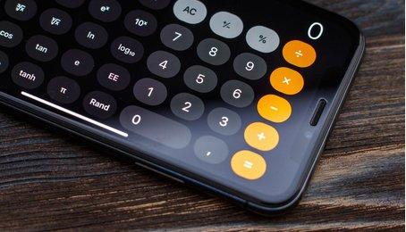 Bạn đã chắc chắn hiểu hết ứng dụng máy tính trên iPhone?