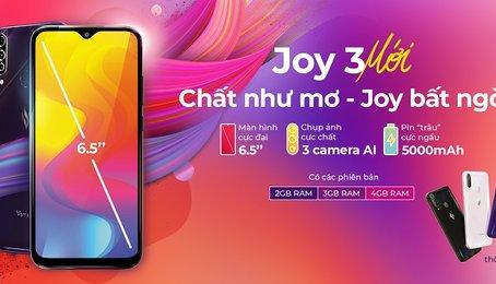 So sánh điện thoại Vsmart Joy 3 và Redmi 9 của Xiaomi, dưới 3 triệu có điện thoại nào ngon?