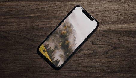 Link tải ngay bộ hình nền chủ đề sương mù dành cho iPhone