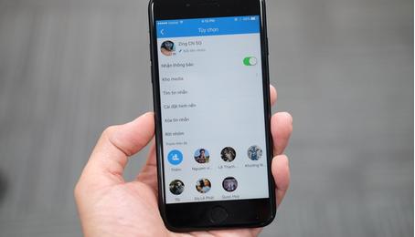 Khắc phục lỗi không nhận được cuộc gọi Zalo trên iPhone, iPad
